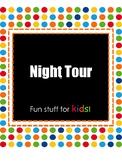 Night Tour (DadaAbc Homework Worksheets)