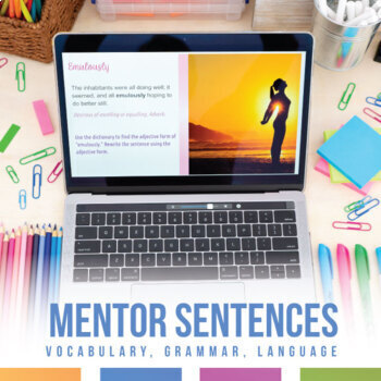 Mentor Sentences from Night - Types of Sentences