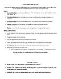 Night Unit Test and Essay