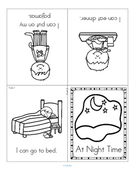 day and night center and printables for preschool pre k and kindergarten. Black Bedroom Furniture Sets. Home Design Ideas