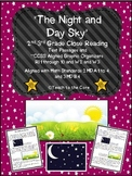 Night and Day Sky Close Reading 2nd/3rd Gr. w/ Text Passag
