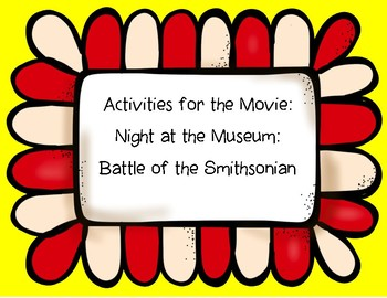 Night at the Museum Activity