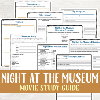 Night at the Museum Bundle