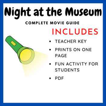 Night at the Museum - Complete Movie Guide