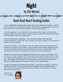 Night by Elie Weisel - Book, Head, Heart (BHH) Reading Guides