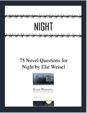 Night by Elie Weisel Questions Packet