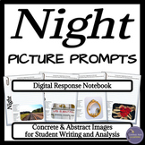 Night by Elie Wiesel Digital Interactive Notebook for Google Drive