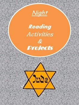 Night by Elie Wiesel Activities and Projects