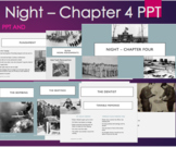 Night by Elie Wiesel - Chapter 4 PPT Summary with Video on