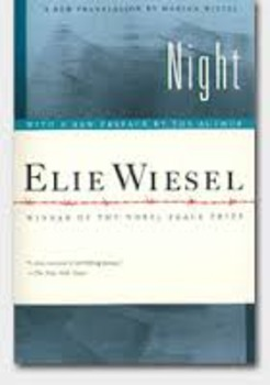 Night by Elie Wiesel Chapter 4 Small Group Work