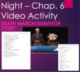 Night by Elie Wiesel - Chapter 6 Video Activity on Surviving the Death March