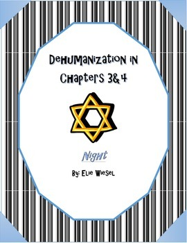 quotes from the book night about dehumanization