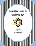 Night by Elie Wiesel - Chapters 3-4 Dehumanization Discuss