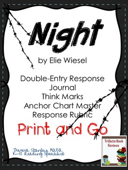 Night by Elie Wiesel Double-Entry Journal