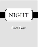 Night by Elie Wiesel Final Exam