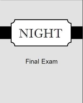 Night by Elie Wiesel Final Exam