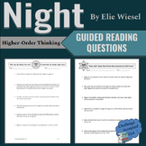 Night by Elie Wiesel GUIDED READING QUESTIONS