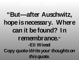 Night by Elie Wiesel Introduction