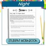 Night by Elie Wiesel Novel Workbook
