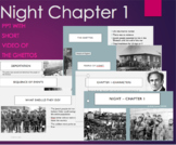 Night by Elie Wiesel PPT Chapter 1 with Video Clip