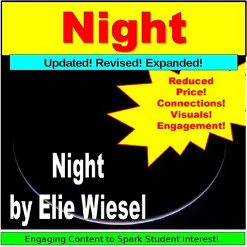 Night by Elie Wiesel Powerpoint