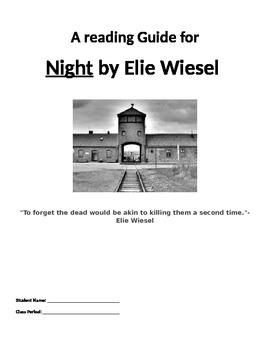 Night by Elie Wiesel Study Guide