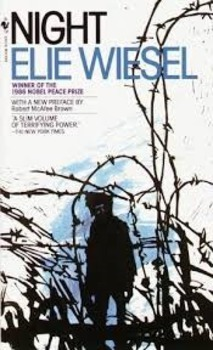 Night by Elie Wiesle - FINAL 5 Paragraph Essay Questions w
