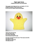 Night-night Ducky Story Song
