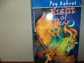 Night of Fear  ISBN 0-671-89217-7