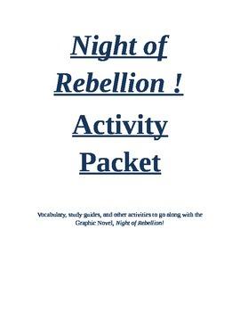 Night of Rebellion Read Along Unit.
