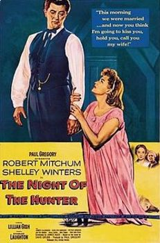 Night of the Hunter (1955) - Crossword Puzzle