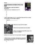 Night of the Living Dead Guided Questions