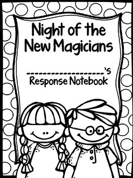 Night of the New Magicians Book Companion: Magic Tree House Book #35