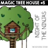 Magic Tree House: Night of the Ninja Guide