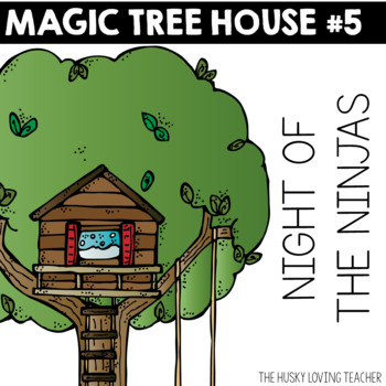 Magic Tree House: Night of the Ninja Guide