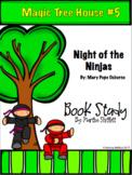 Night of the Ninjas Book Study