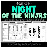 Night of the Ninjas-Magic Tree House