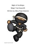 Night of the Ninjas - Magic Tree House #5