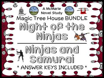 Night of the Ninjas | Ninjas and Samurai : Magic Tree House Bundle (Osborne)