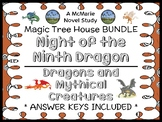 Night of the Ninth Dragon | Dragons and Mythical Creatures : MTH BUNDLE