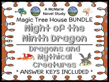 Night of the Ninth Dragon | Dragons and Mythical Creatures