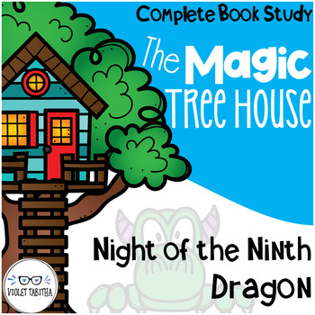 Night of the Ninth Dragon Magic Tree House Comprehension Unit