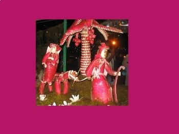 Night of the Radishes Festival, Oaxaca Mexico Noche de los Rabanos