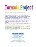 Night of the Twisters-Ivy Ruckman/ Intro art activity and
