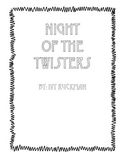 Night of the Twisters Novel Unit