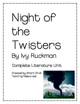 Night of the Twisters, by I Ruckman, Complete Literature U