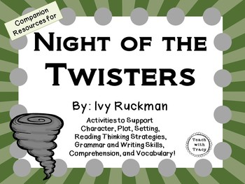 Night of the Twisters by Iv... by Teach with Tracy | Teachers Pay ...