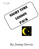 Night songs lesson booklet