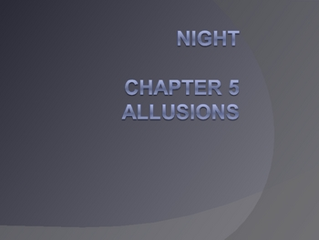 Night_Chapter5_Allusions