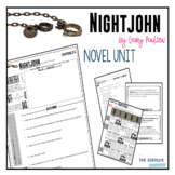 Nightjohn Novel Guide